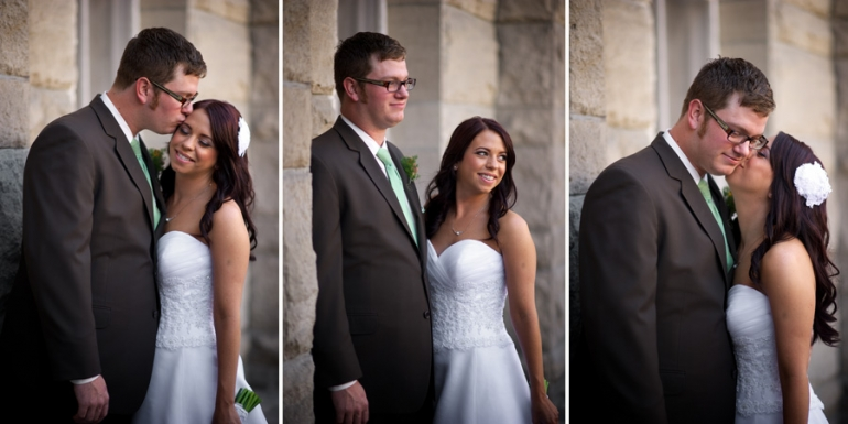 9 Jessica + Thom | St. Johns Cathedral Wedding