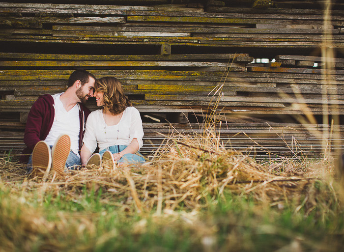 Cole + Heather | Engagement Session